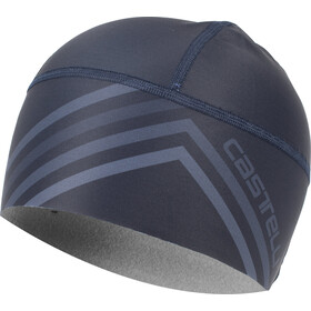 Castelli Viva 2 Skully Mütze Damen dark steel/ blue